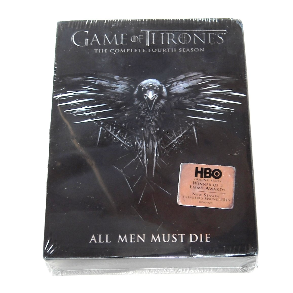 Game of Thrones HBO Complete Fourth Season DVD