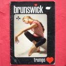 Vintage Brunswick Trumps knitting pattern 644