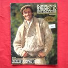 Vintage Brunswick Mens Sweaters knitting pattern