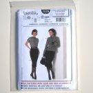 Misses Jacket Top Skirt Burda Sewing Pattern 7576