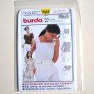 Misses Top Blouse Tunic Burda Sewing Pattern 2964