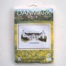 Permin Of Copenhagen Schackenborg Danmark Cross Stitch Kit