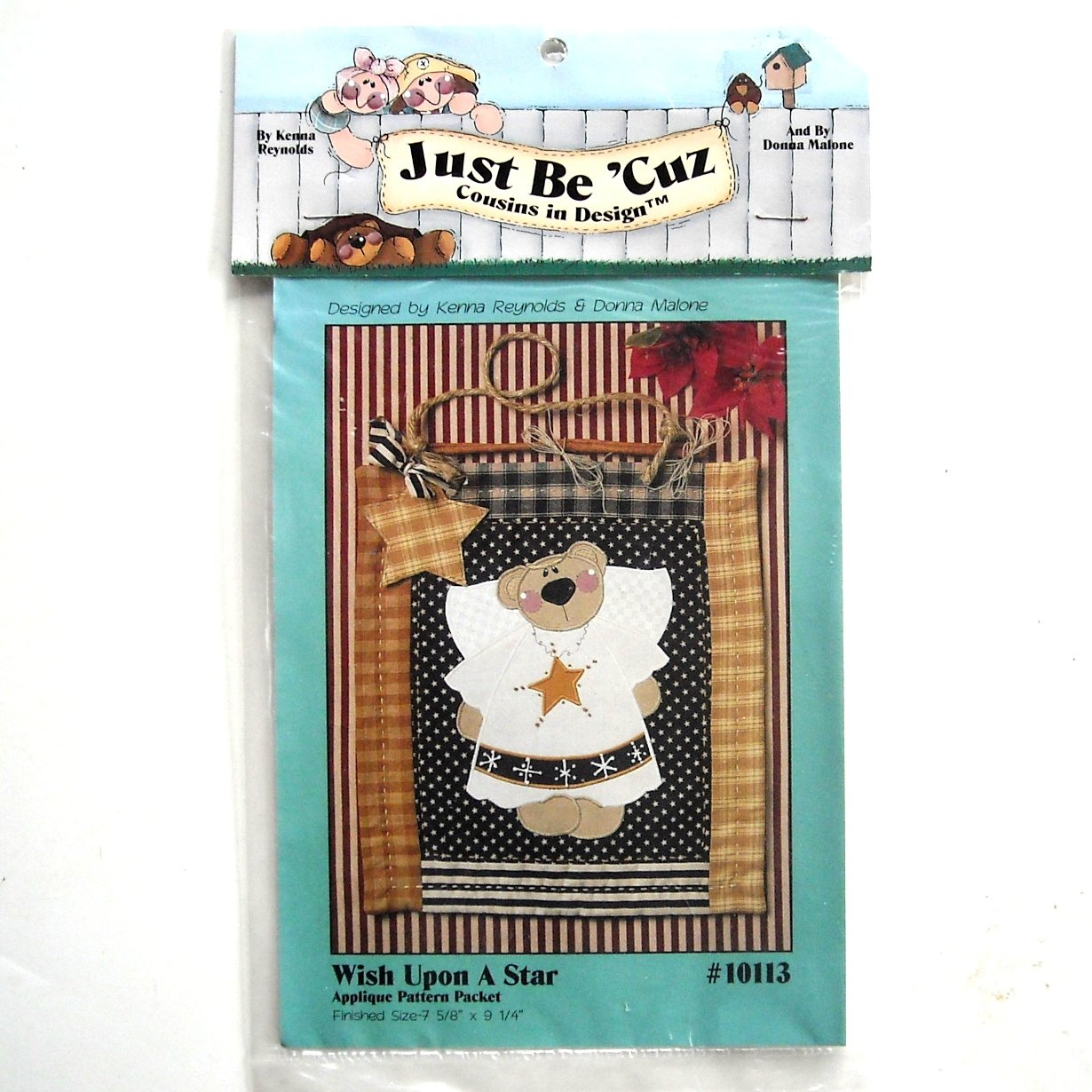 Just Be Cuz Wish Upon A Star Pattern