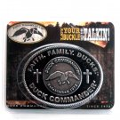 Faith Duck Commander Montana Silversmiths Western Belt Buckle