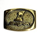 Vintage Snap On Tools Solid Brass BTS Belt Buckle