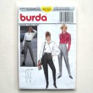 Misses Pants Burda Sewing Pattern 4707