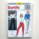 Misses Pants Burda Sewing Pattern 4699
