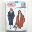 Misses Coat Jacket Burda Studio Sewing Pattern 4425