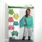 Misses Tops Ponchos 14 16 18 20 Simplicity Sewing Pattern 4700
