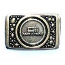 Smith Tool Vintage BTS Brass Belt Buckle