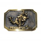 Pendleton # 288 Heritage Mint Solid Brass Vintage Belt Buckle