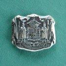 Royal Coat of Arms New Vintage Belt Buckle NOS