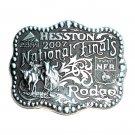 Professional Rodeo Cowboys Montana Silversmiths 2007 Belt Buckle