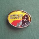 Vintage Built Betty Bottle Opener Belt Buckle