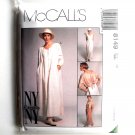 Misses New York Dress Jacket Pants Size 14 McCall's Sewing Pattern 8149