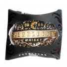 Pendleton Whisky 2014 Round Up Rodeo Montana Silversmiths Belt Buckle