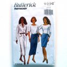 Misses Skirts Fast Easy 12 - 16 Butterick Sewing Pattern 6596