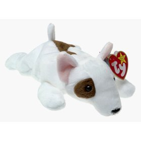 BUTCH Bull Terrier TY Retired Ty Beanie Baby