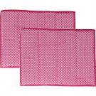 Fuller Brush Microfiber Sponge Glass Cleaning Pad (set of two)