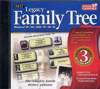 LEGACY FAMILY TREE from IMSI