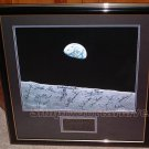 Moon to Earth Limited Edition framed lithograph 006/400