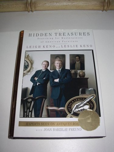 Hidden Treasures Leigh Kneo and Leslie Keno SIGNED by AUTHORS
