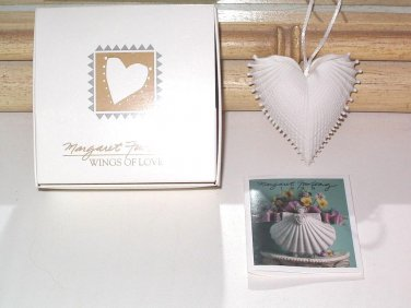 Margaret Furlong Wings Of Love Porcelain Ornament Single Boxed Issued 1995