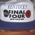 KENTUCKY NCAA FINAL FOUR NEW ORLEANS Embroidered cap