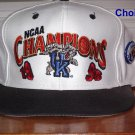 Kentucky Wildcats NCAA CHAMPIONS 1996 Embroidered cap with pin