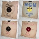 Lot of 78 RPM record albums with original sleeves (lot #7)
