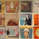 LOT OF BANDS, MUSICALS, HORNS ETC ALBUM RECORD COLLECTION 33 RPM Lot of 12 (#2)