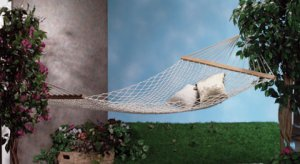 33024 Hammock For Two