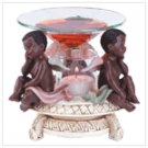 CHERUB OIL WARMER  #34136
