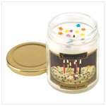 BIRTHDAY CAKE SCENT CANDLE   39634