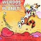 Weirdos from Another Planet! Bill Watterson 0836218620