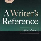 A Writer's Reference with 2003 MLA Update 5th by Diana Hacker 0312412622