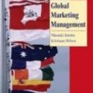 Global Marketing Management 3rd by Kristiaan Helsen 0471230626