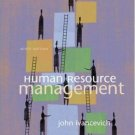 Human Resource Management 9th by John Ivancevich 0072525770
