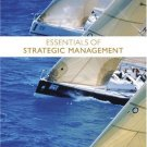 Essentials of Strategic Management by Charles Hill 0618605363