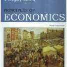 Principles of Economics 4th by N Gregory Mankiw 0324224729