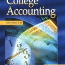 College Accounting, Chapters 1-25 10th by Horace Brock 0078270901