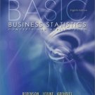 Basic Business Statistics : Concepts and Applications 8th by David M. Levine 0130903000
