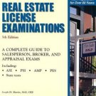 Master RealEstate License Examinations 5th by Arco 0768910633