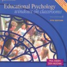 Educational Psychology : Windows on Classrooms 5th by Donald P. Kauchak 013017176X