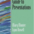 Guide to Presentations by Lynn Russell 0130351326