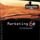 Marketing : An Introduction 6th by Gary Armstrong 0130351334