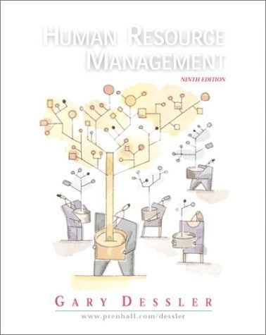 Human Resource Management 9th by Gary Dessler 0130664928
