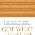 Got What It Takes? by Bill Boggs 0061122920