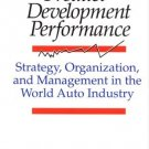Product Development Performance by Kim B. Clark 0875842453