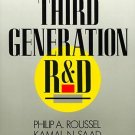 Third Generation R & D : Managing the Link to Corporate Strategy by Saad 0875842526